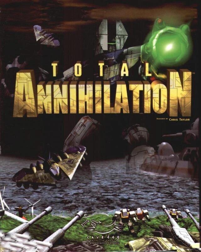 Total Annihilation Cover Art